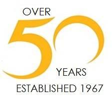 A special logo designed for McHugh's 50th anniversary